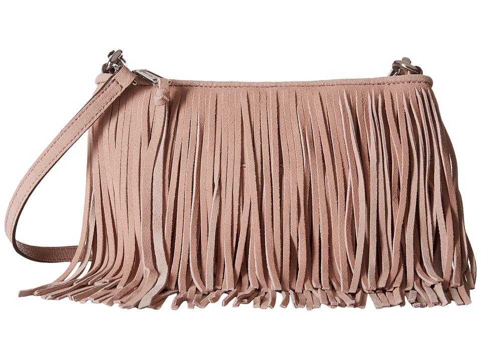 Rebecca Minkoff - Finn Crossbody (Vintage Pink) Cross Body Handbags