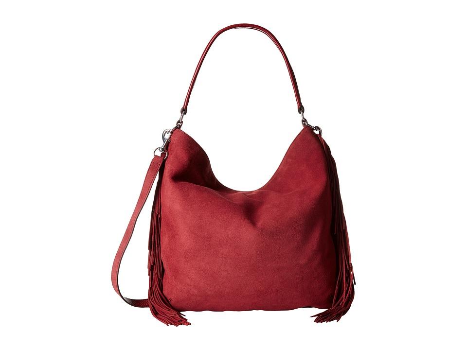 Rebecca Minkoff - Clark Hobo (Tawny Port) Hobo Handbags