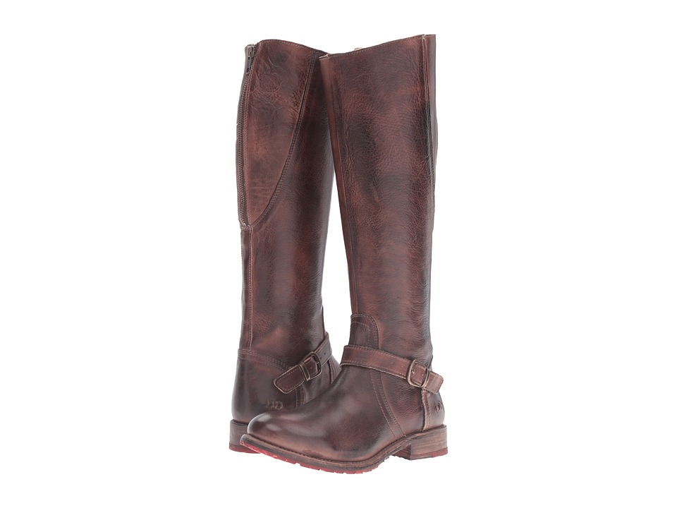 Bed Stu Glaye (Teak Rustic Leather) Women