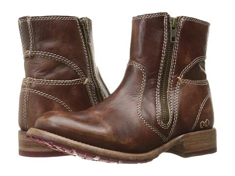 Bed Stu Eiffel - Teak Driftwood Leather