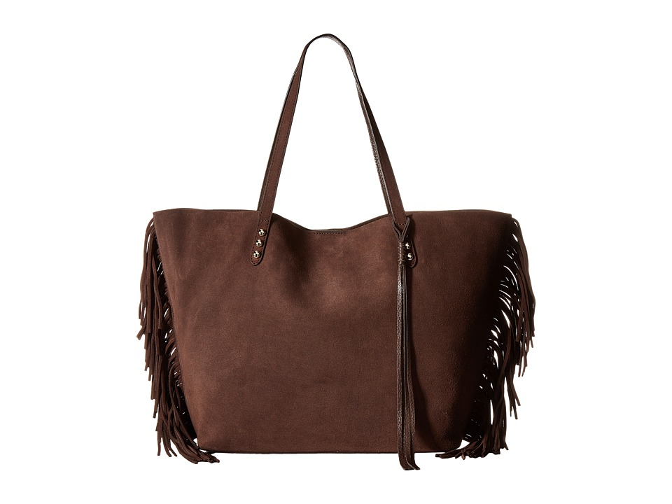 Rebecca Minkoff - Fringe Medium Unlined Tote (Bracken) Tote Handbags