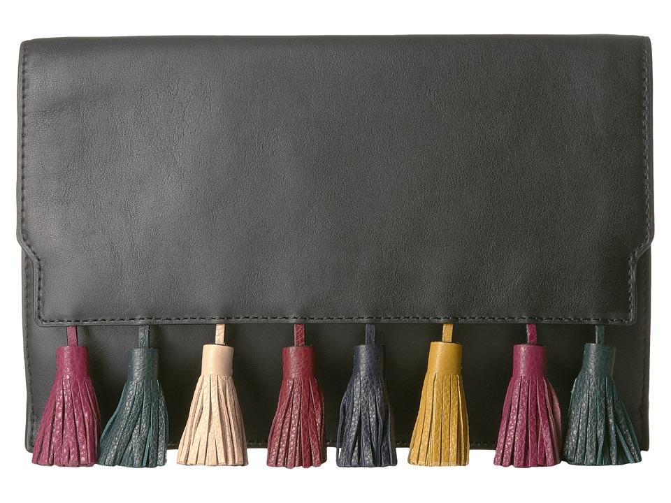 Rebecca Minkoff - Sofia Clutch (Black Multi) Clutch Handbags