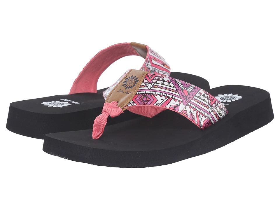 Yellow Box Yupita Pink Womens Sandals