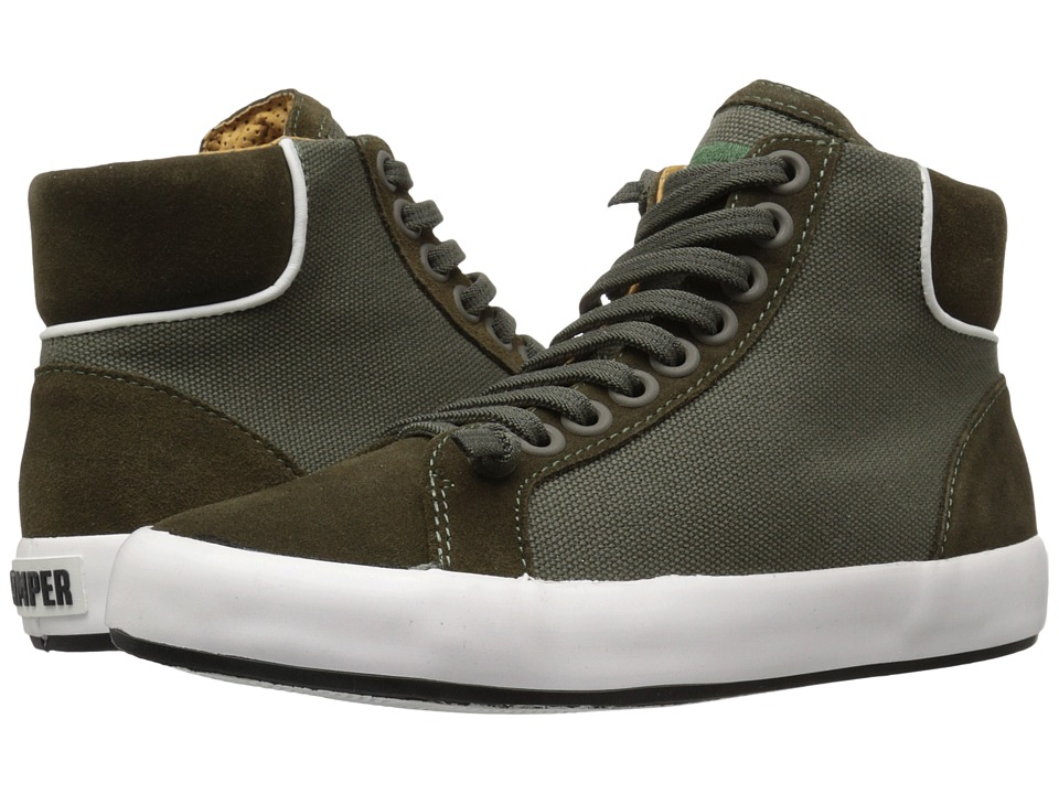 Camper Andratx Olive Green Mens Shoes