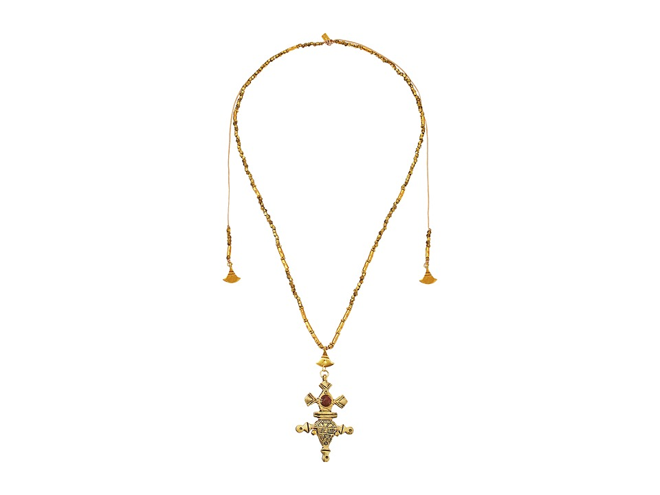 Chan Luu - 22' Lark Necklace with Lariet (Lark) Necklace