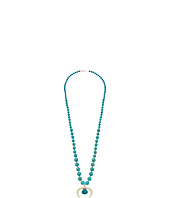 Chan Luu - 34' African Opal Horn Necklace