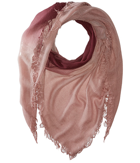 Chan Luu Shadow Dye Cashmere Scarf - Fig/Deauville Mauve