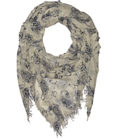 Chan Luu - Paisley Printed Cashmere Scarf