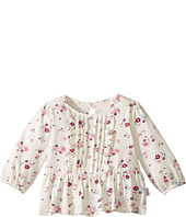 Pumpkin Patch Kids - Mini Floral Ruffle Top (Infant)