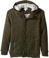 Pumpkin Patch Kids - Sherpa Lined Hoodie (Big Kids)