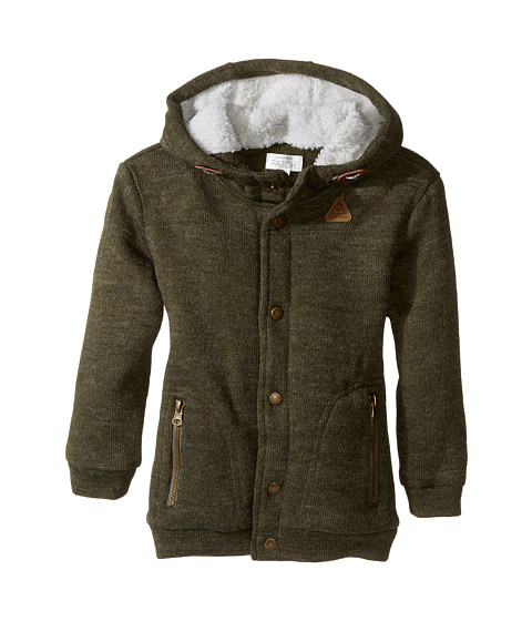 Pumpkin Patch Kids Sherpa Lined Hoodie (Infant/Toddler/Little Kids)