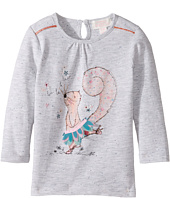 Pumpkin Patch Kids - Dancing Squirrel Top (Infant/Toddler/Little Kids)