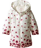 Pumpkin Patch Kids - Border Print Padded Jacket (Infant/Toddler/Little Kids/Big Kids)