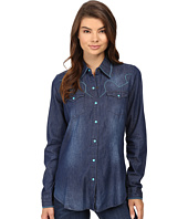 Roper - 0604 5 Oz. Indigo Denim Shirt