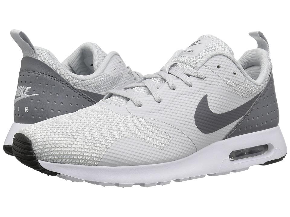 Nike Air Max Tavas (Pure Platinum/Clear Grey/Black/White) Men
