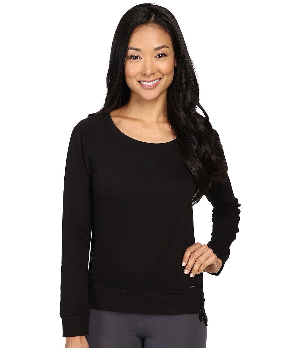 UGG - Morgan Pullover (Black) Womens Long Sleeve Pullover