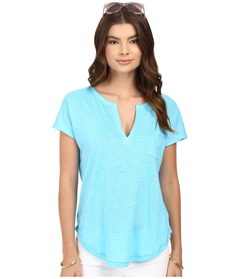 Lilly Pulitzer - Duval Top (Pool House Blue) Women