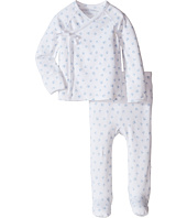 Ralph Lauren Baby - Printed Interlock Print Kimono Two-Piece Pants Set (Infant)