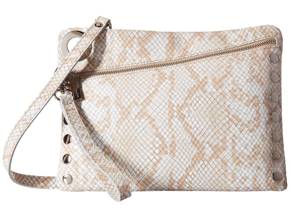 Hammitt Logan Eggnog/Silver Handbags