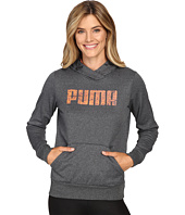 PUMA - Elevated Poly Fleece Hoodie