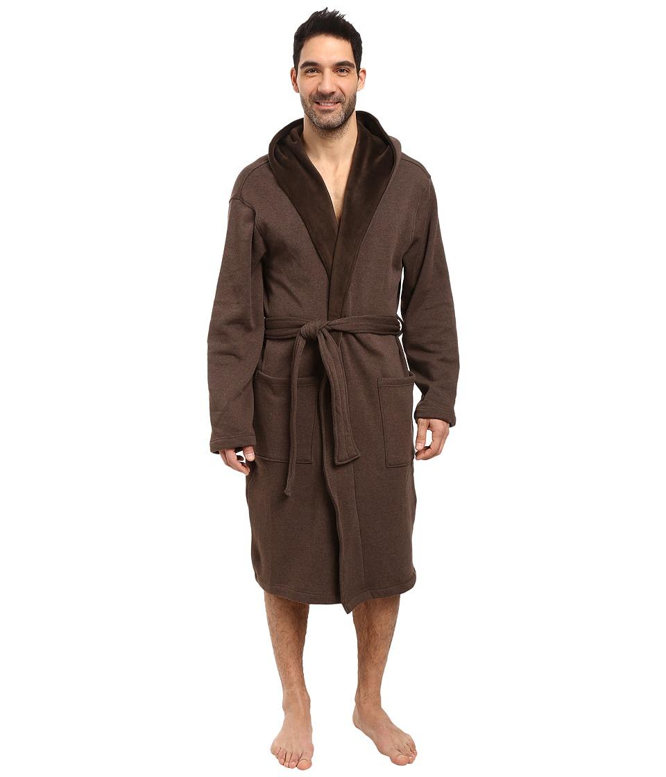 Ugg Brunswick Robe (Stout Heather) Men's Robe