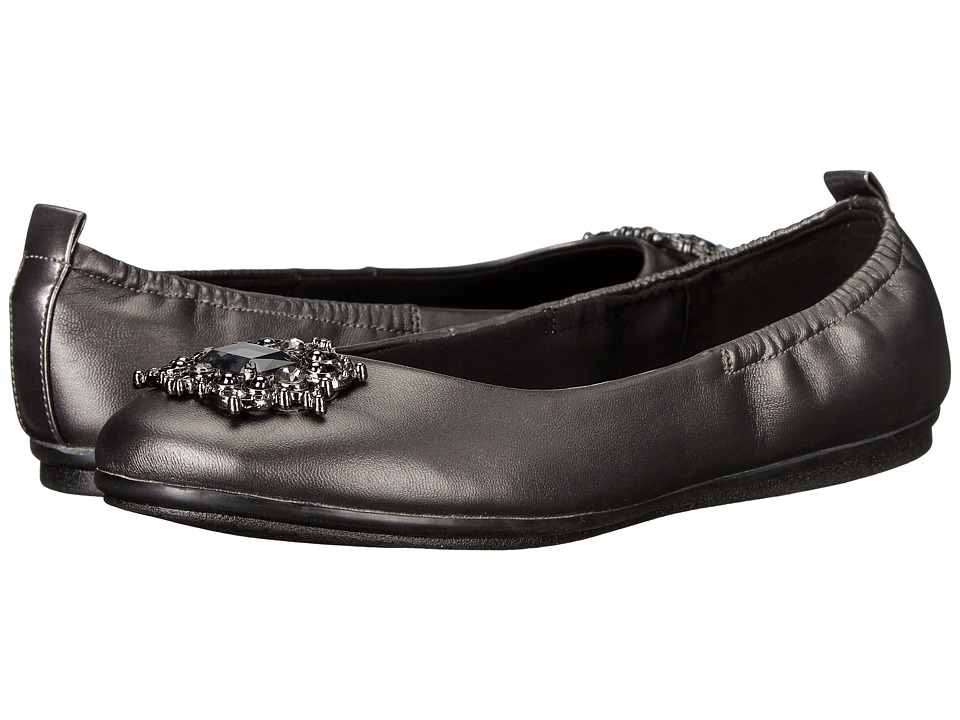 Easy Spirit - Georgetta (Pewter/Pewter Synthetic) Women