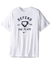 Nike Kids - Legend Defend The Plate Tee (Little Kids/Big Kids)