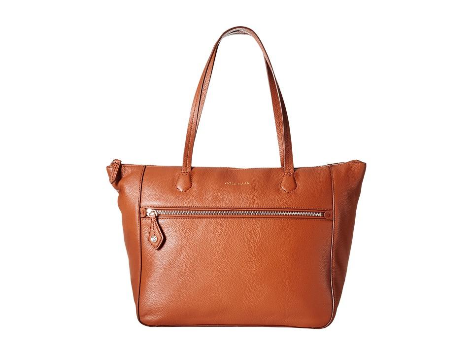 Cole Haan - Dimitra Tote (Acorn) Tote Handbags
