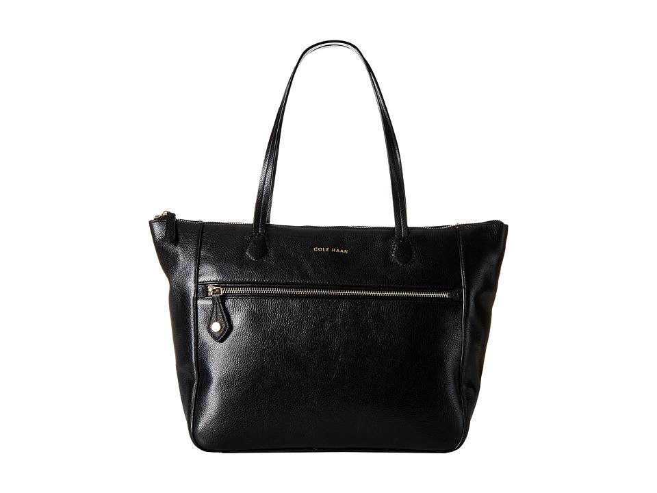 Cole Haan - Dimitra Tote (Black) Tote Handbags