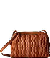 Cole Haan - Leesa Weave Double Zip Crossbody