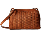 Cole Haan Leesa Weave Double Zip Crossbody