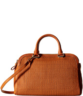 Cole Haan - Leesa Weave Double Zip Satchel