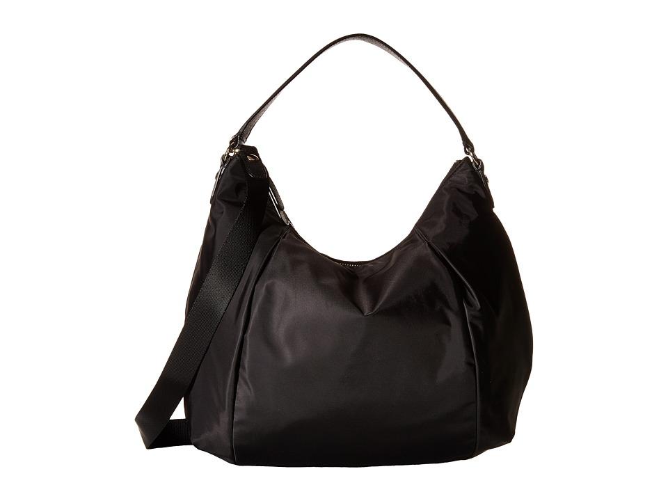 Cole Haan - Selina Hobo (Black) Hobo Handbags