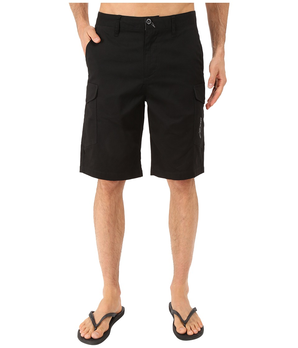 Alpinestars Radar Cargo Walkshorts Black Mens Shorts