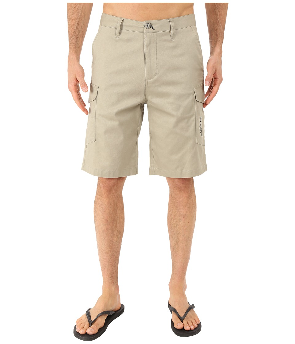 Alpinestars Radar Cargo Walkshorts Khaki Mens Shorts