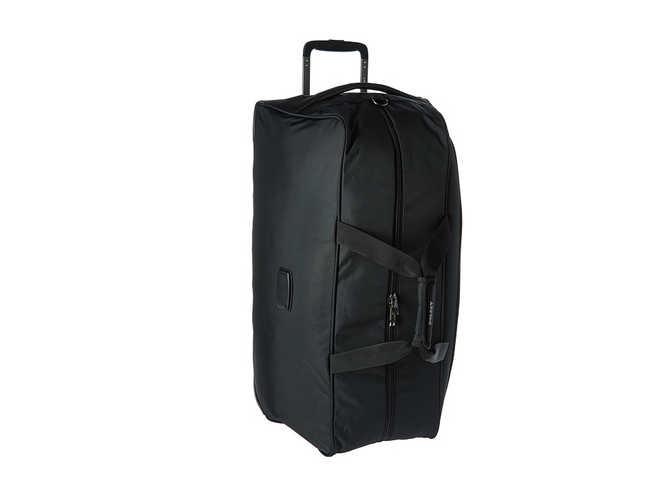 Delsey Chatillon 28 Trolley Duffel Black Luggage