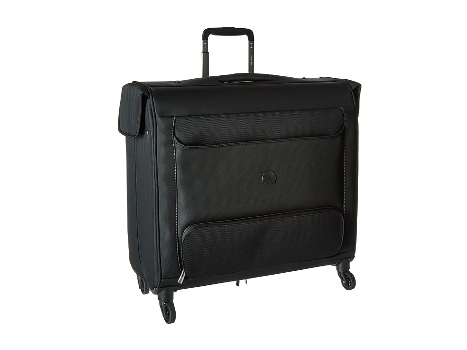 Delsey - Chatillon Spinner Trolley Garment Bag (Black) Luggage