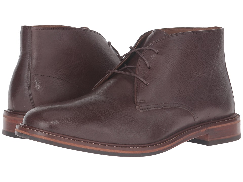Cole Haan Barron Chukka (Chestnut) Men's Boots