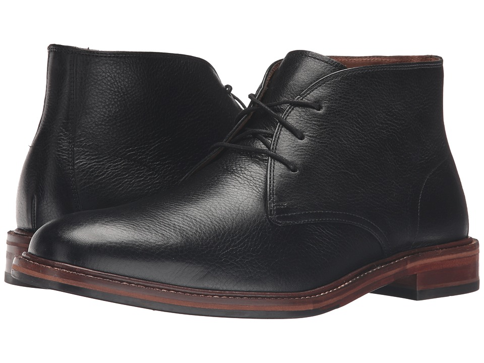 Cole Haan Barron Chukka (Black) Men