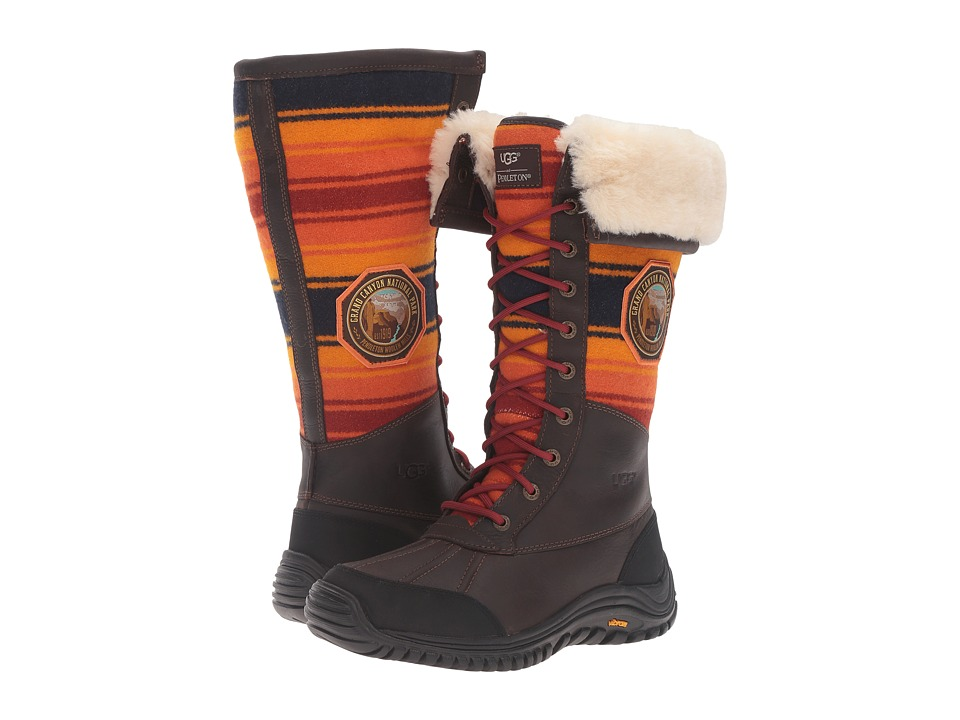UGG - Adirondack Tall NP Grand Canyon (Grizzly) Women