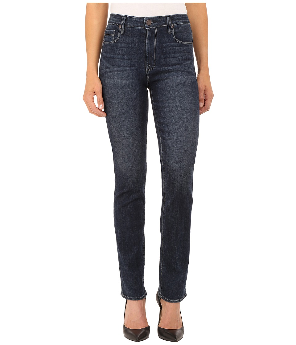 Parker Smith Bombshell Straight in Empire Blue Empire Blue Womens Jeans