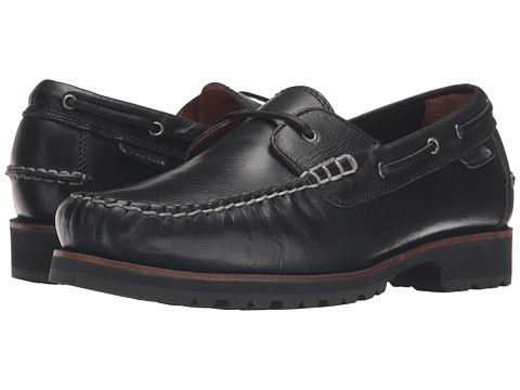 Cole Haan Connery One Eye Lace Oxford - Black