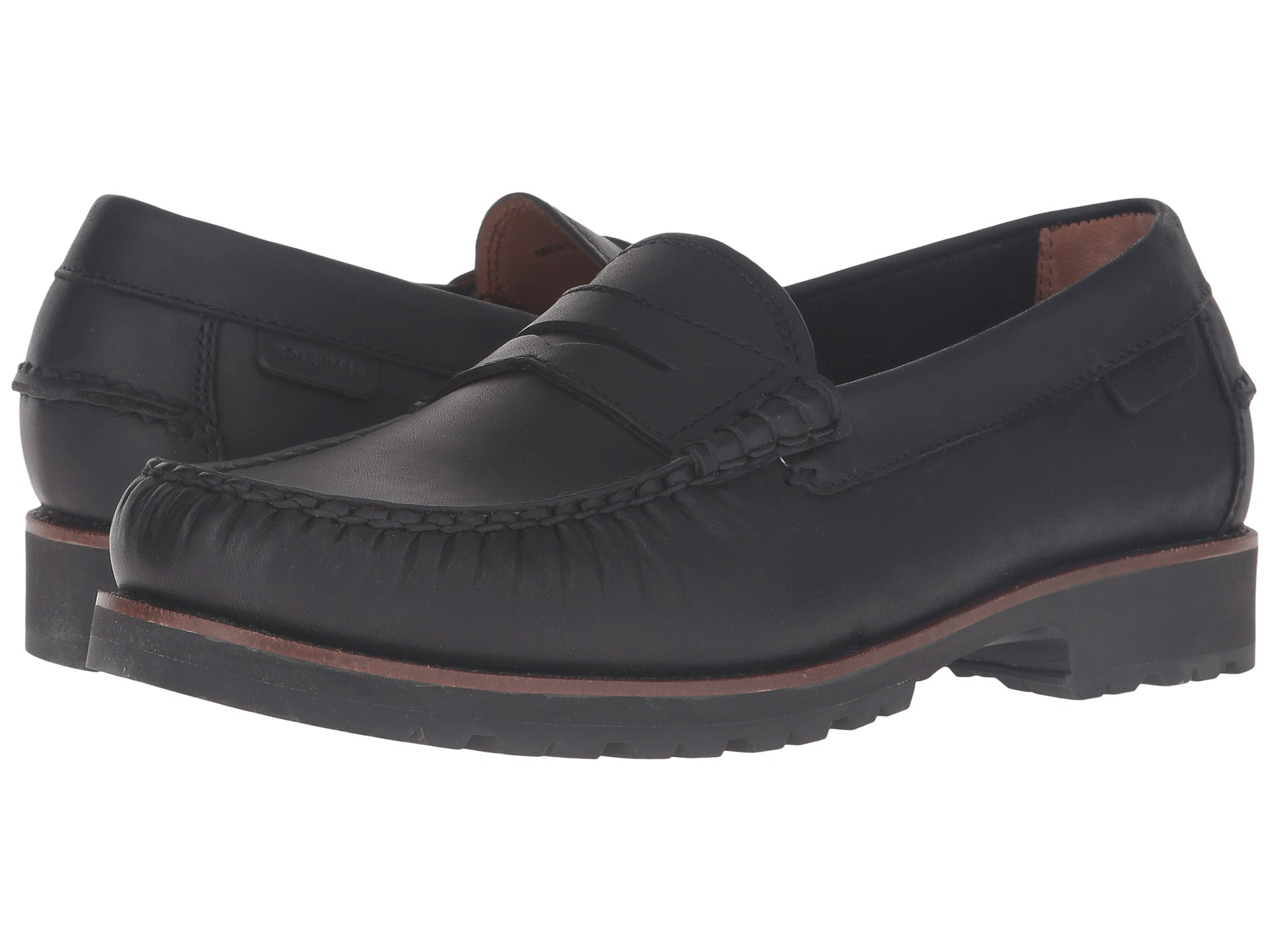 Cole Haan Connery Penny Black