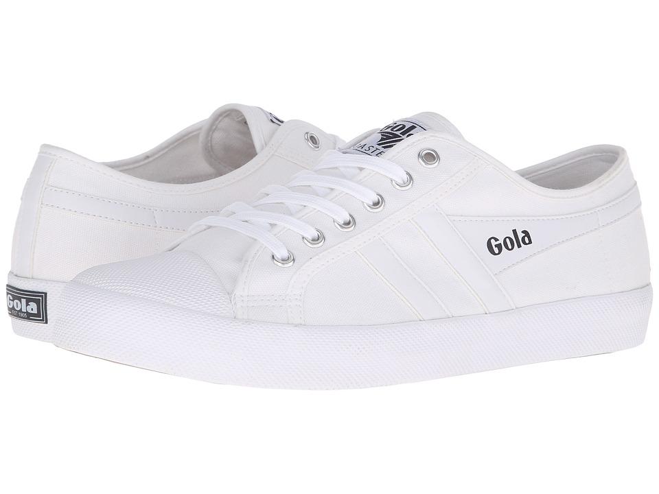 Gola - Coaster (White/White) Men