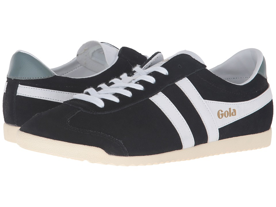 Gola Bullet Suede (Black/White) Men
