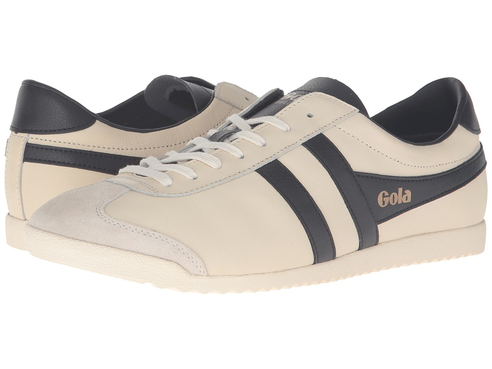 Gola - Bullet Leather (Off-White/Black) Men