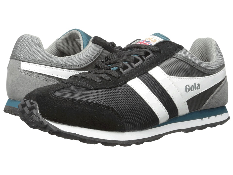 Gola Boston (Black/Grey/Real) Men