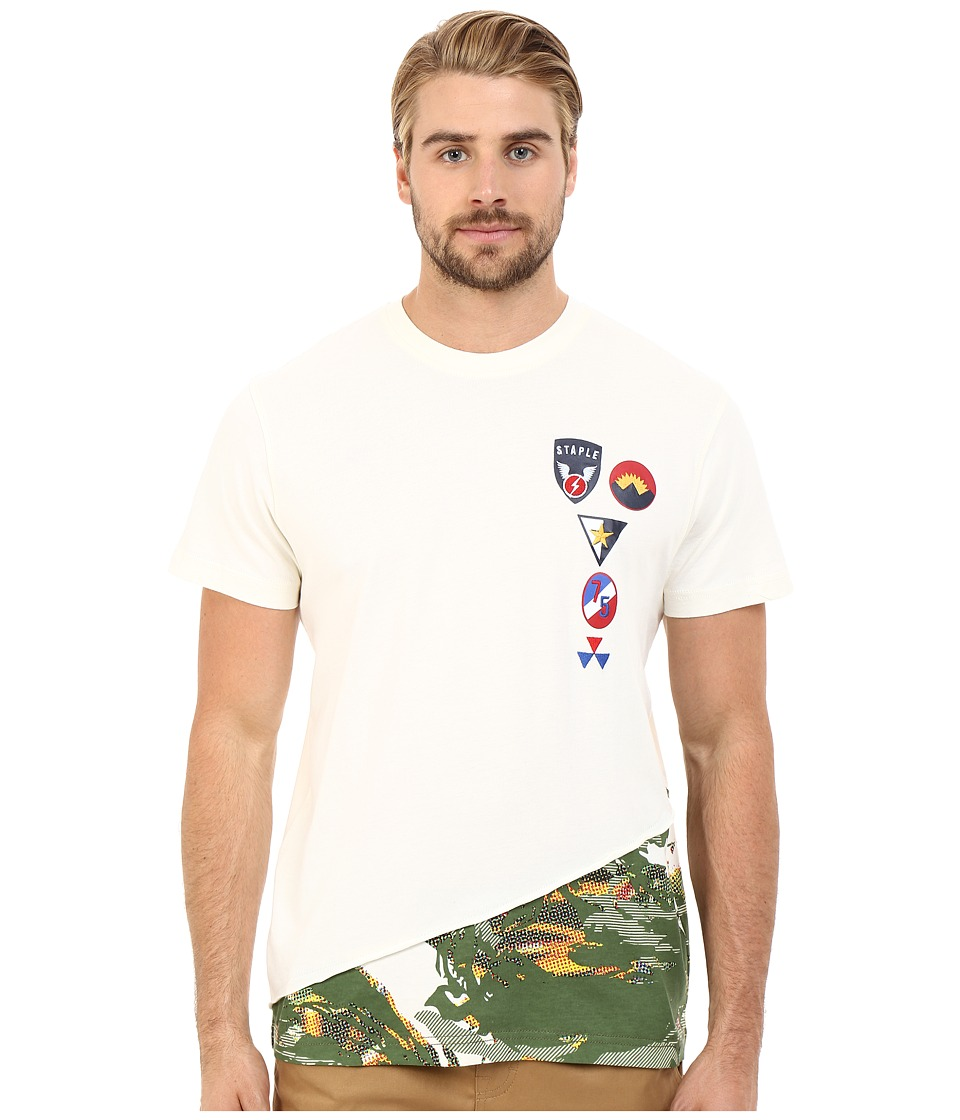 Staple Military Tee Vintage Mens T Shirt