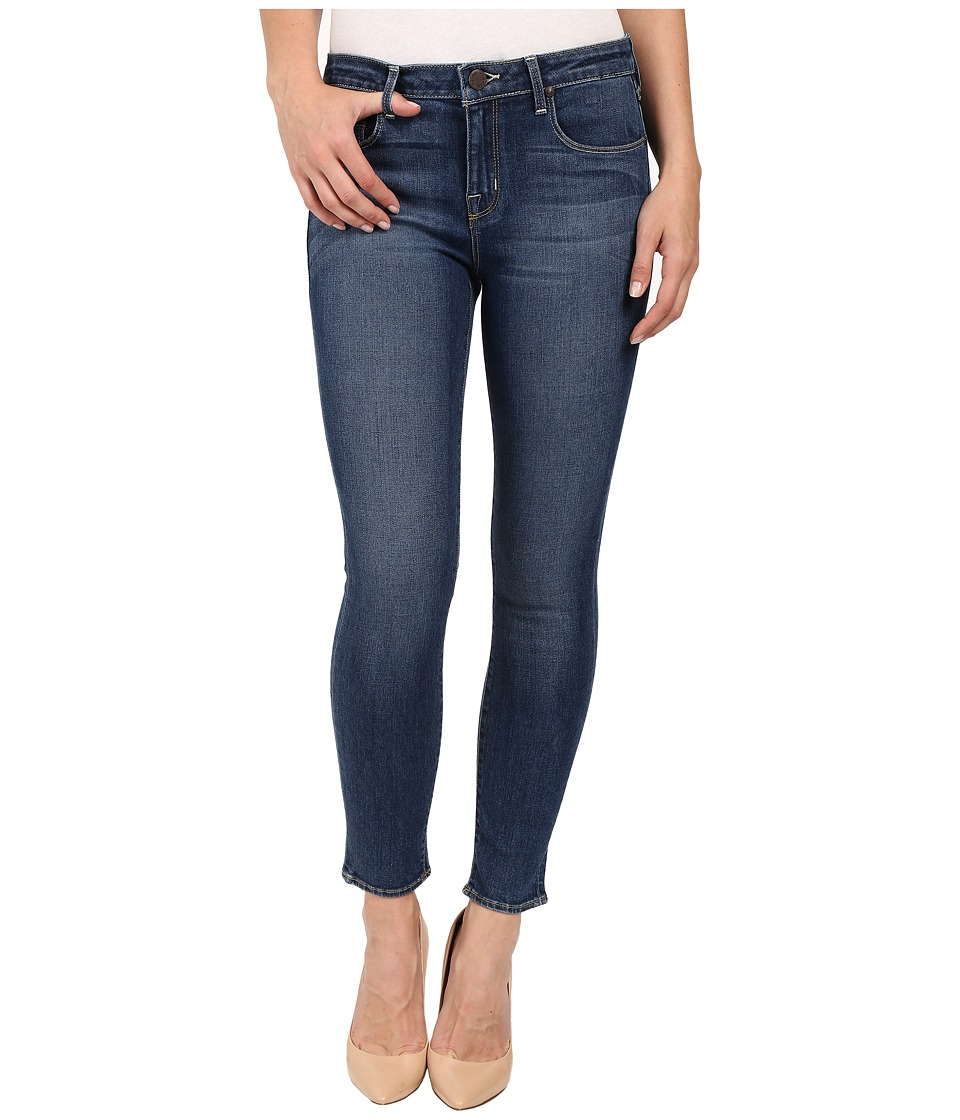 Parker Smith Ava Crop in Wisteria Wisteria Womens Jeans