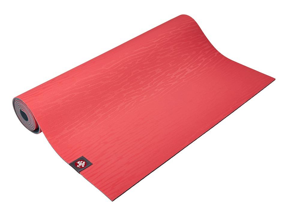 Manduka eKO Lite Mat 4mm Yoga Mat Zuri Athletic Sports Equipment